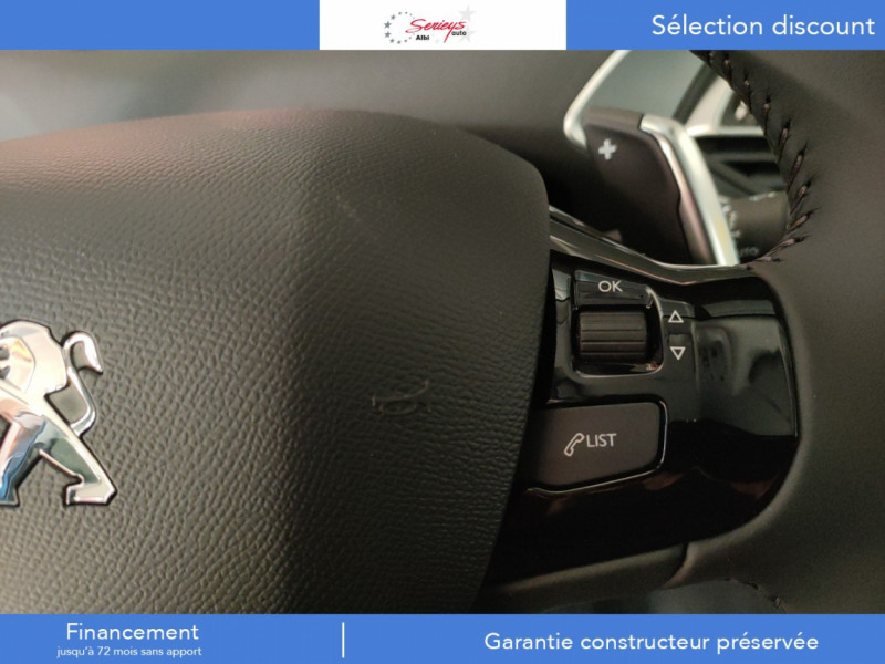Photo 11 de l'offre de PEUGEOT 308 Allure Pack BlueHDi 130 EAT8 Full Led+JA16 Biton à 24480€ chez Garage Serieys Auto