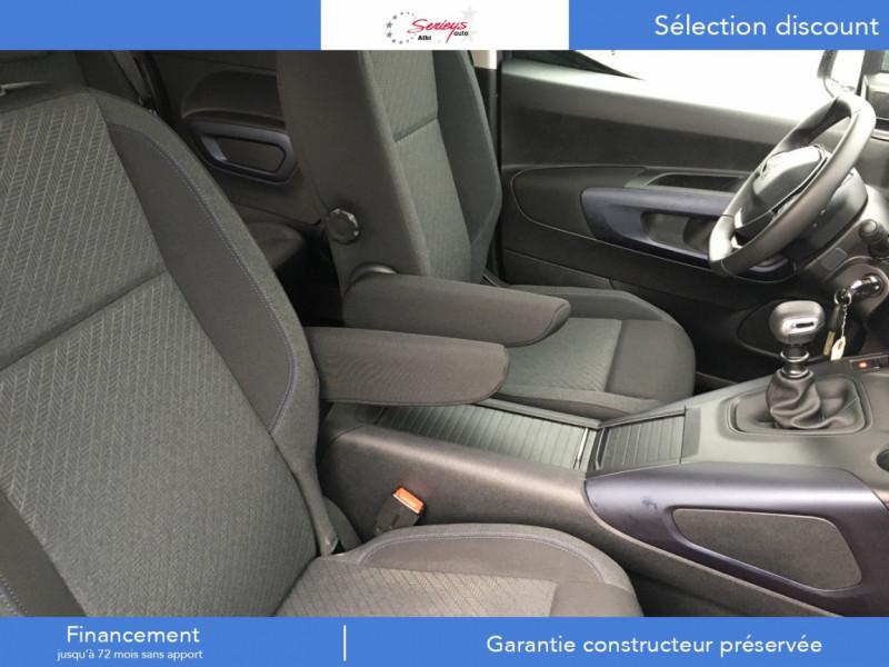 Photo 11 de l'offre de PEUGEOT RIFTER Allure Pack BlueHDi 130 GPS+Camera à 24680€ chez Garage Serieys Auto