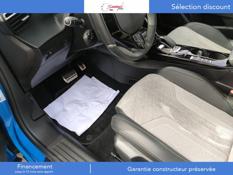Photo 45 de l'offre de PEUGEOT 2008 GT ELEC 136CV TOIT PANO+CAM AR à 29680€ chez Garage Serieys Auto