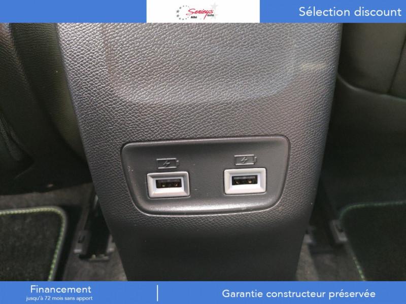 Photo 16 de l'offre de PEUGEOT 2008 GT ELEC 136CV TOIT PANO+CAM AR à 29680€ chez Garage Serieys Auto