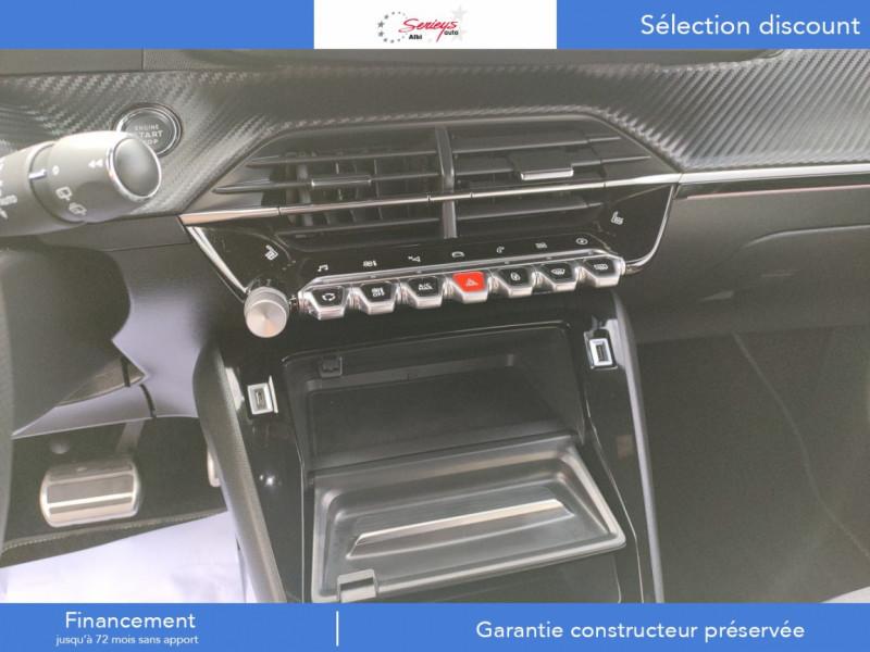 Photo 44 de l'offre de PEUGEOT 2008 GT ELEC 136CV TOIT PANO+CAM AR à 29680€ chez Garage Serieys Auto