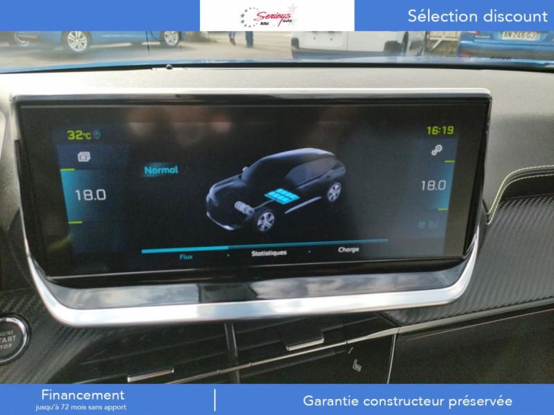 Photo 13 de l'offre de PEUGEOT 2008 GT ELEC 136CV TOIT PANO+CAM AR à 29680€ chez Garage Serieys Auto