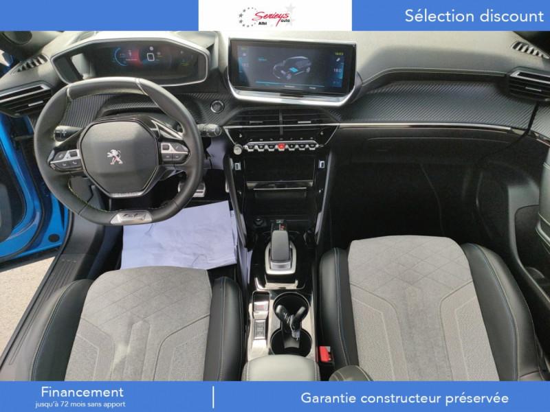 Photo 17 de l'offre de PEUGEOT 2008 GT ELEC 136CV TOIT PANO+CAM AR à 29680€ chez Garage Serieys Auto