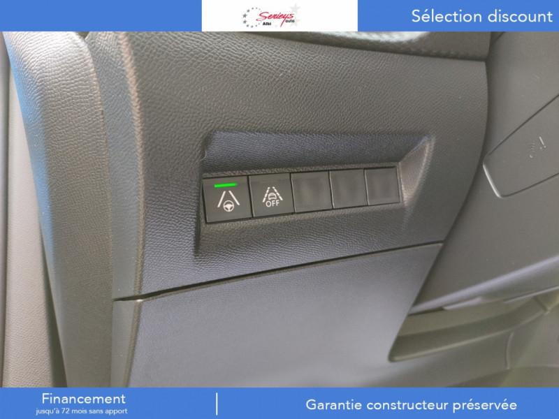 Photo 22 de l'offre de PEUGEOT 2008 GT ELEC 136CV TOIT PANO+CAM AR à 29680€ chez Garage Serieys Auto