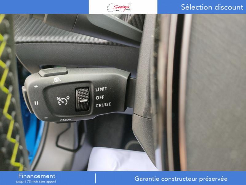Photo 23 de l'offre de PEUGEOT 2008 GT ELEC 136CV TOIT PANO+CAM AR à 29680€ chez Garage Serieys Auto