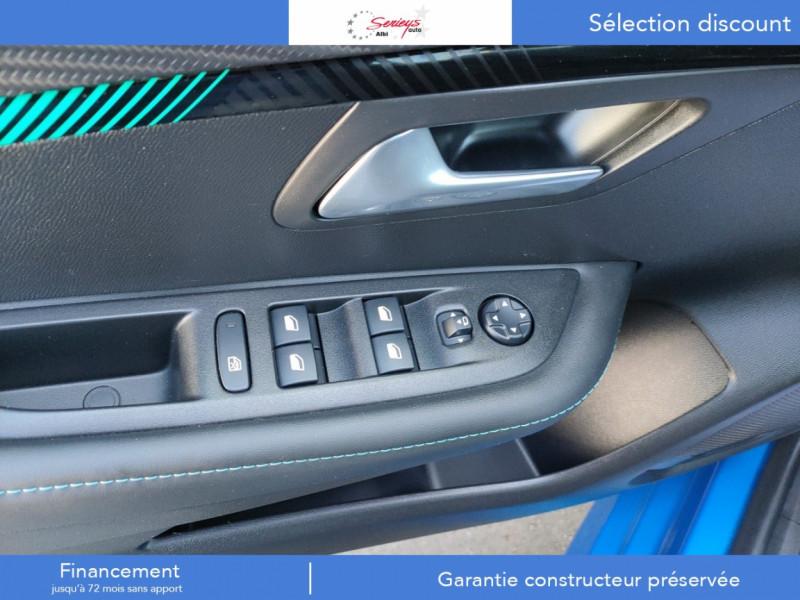 Photo 11 de l'offre de PEUGEOT 208 Allure Pack BlueHDI 100 Camera AR à 19680€ chez Garage Serieys Auto