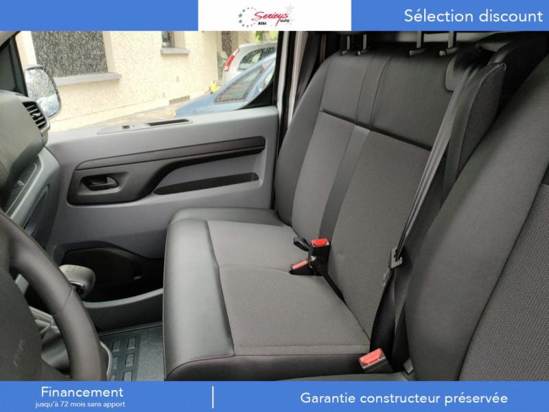 Photo 2 de l'offre de PEUGEOT EXPERT FGN PRO BLUEHDI 120 PK AIR 3 PLACES à 24780€ chez Garage Serieys Auto