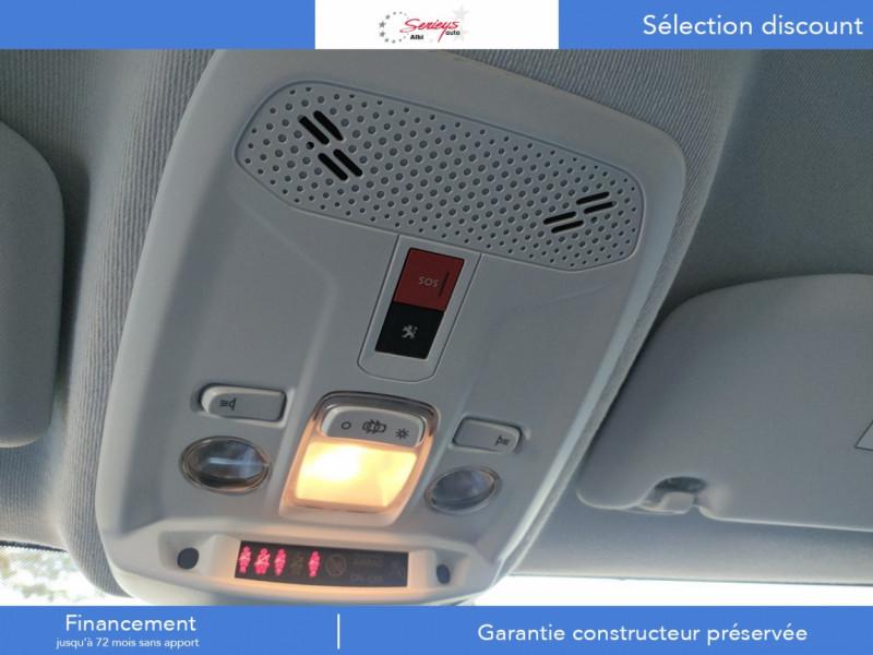 Photo 13 de l'offre de PEUGEOT 208 Allure Pack BlueHDI 100 Camera AR à 19680€ chez Garage Serieys Auto