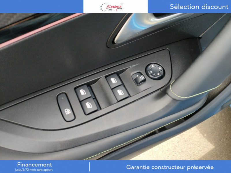 Photo 19 de l'offre de PEUGEOT 2008 GT ELEC 136CV TOIT PANO+CAM AR à 28800€ chez Garage Serieys Auto