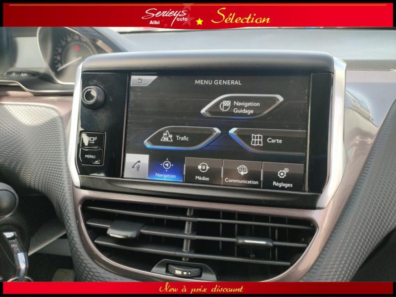 Photo 20 de l'offre de PEUGEOT 2008 Active 1.2 PureTech 82 GPS CT OK à 7800€ chez Garage Serieys Auto
