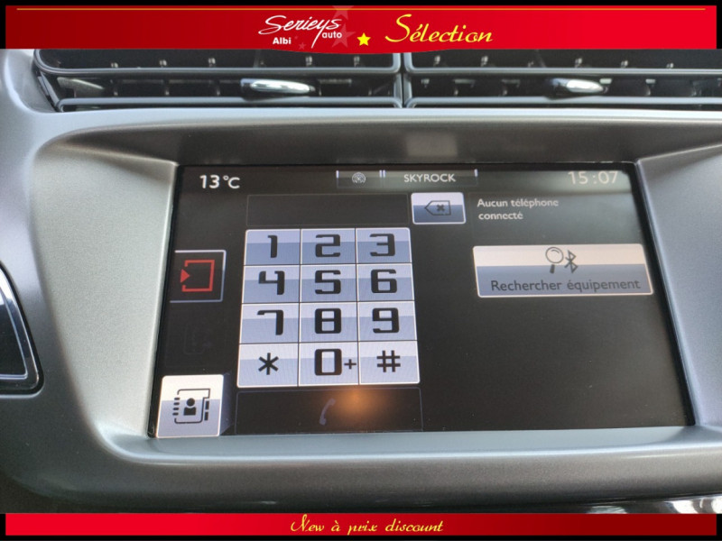 Photo 31 de l'offre de CITROEN C3 Feel Edition BlueHDi 75 GPS+CAMERA+JA à 9680€ chez Garage Serieys Auto