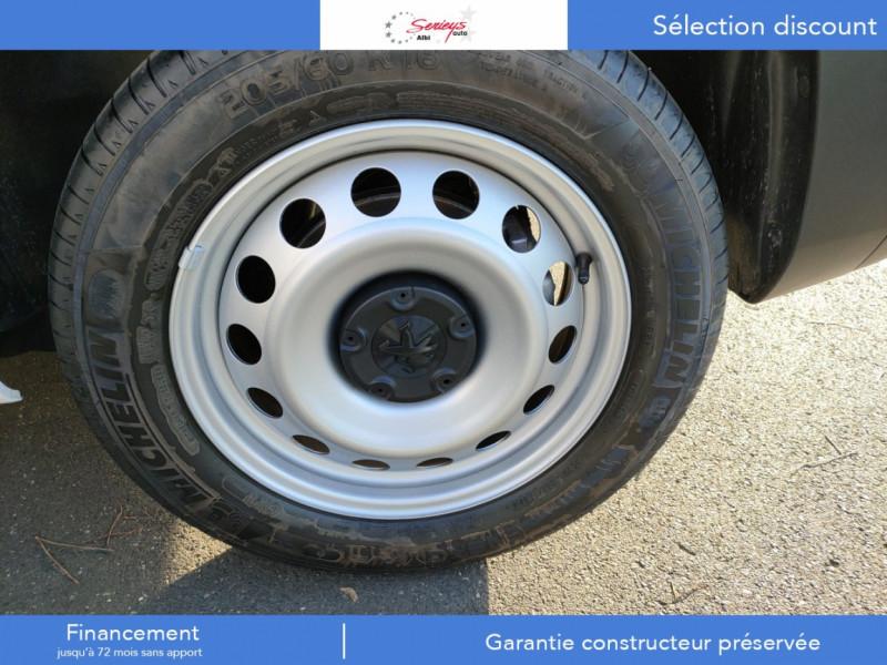 Photo 20 de l'offre de PEUGEOT PARTNER FGN PRO BLUEHDI 100 STD CAMERA+3PL à 18480€ chez Garage Serieys Auto