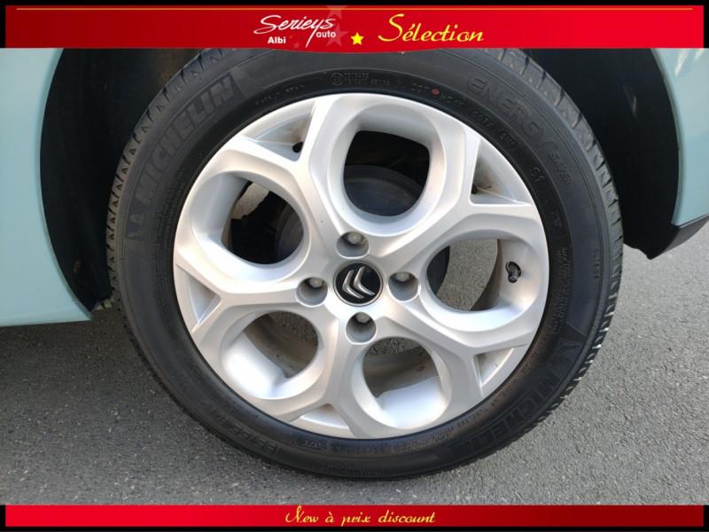 Photo 19 de l'offre de CITROEN C3 Feel Edition BlueHDi 75 GPS+CAMERA+JA à 9680€ chez Garage Serieys Auto