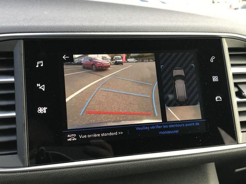 Photo 10 de l'offre de PEUGEOT 308 Allure Pack BlueHDI 130 LED+PK ASSIST à 22890€ chez Garage Serieys Auto