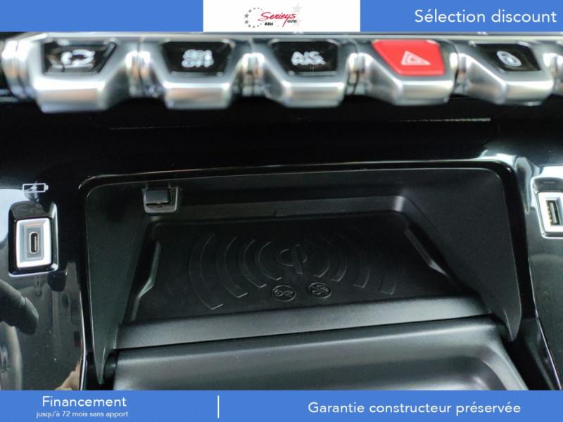 Photo 2 de l'offre de PEUGEOT 208 Allure Pack BlueHDi 100 Camera AR GPS à 19380€ chez Garage Serieys Auto