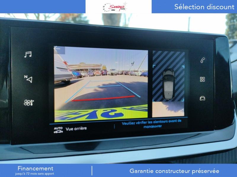 Photo 20 de l'offre de PEUGEOT 208 Allure Pack BlueHDI 100 Camera AR à 19680€ chez Garage Serieys Auto