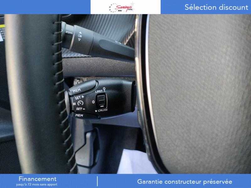 Photo 7 de l'offre de PEUGEOT 208 Allure Pack BlueHDI 100 Camera AR à 19680€ chez Garage Serieys Auto
