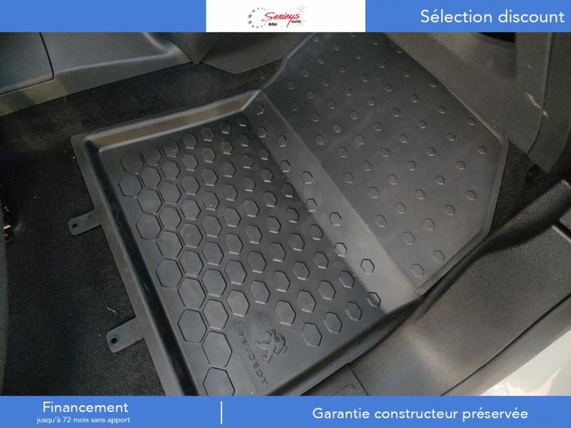 Photo 4 de l'offre de PEUGEOT PARTNER FGN PRO BLUEHDI 100 STD CAMERA+3PL à 18480€ chez Garage Serieys Auto