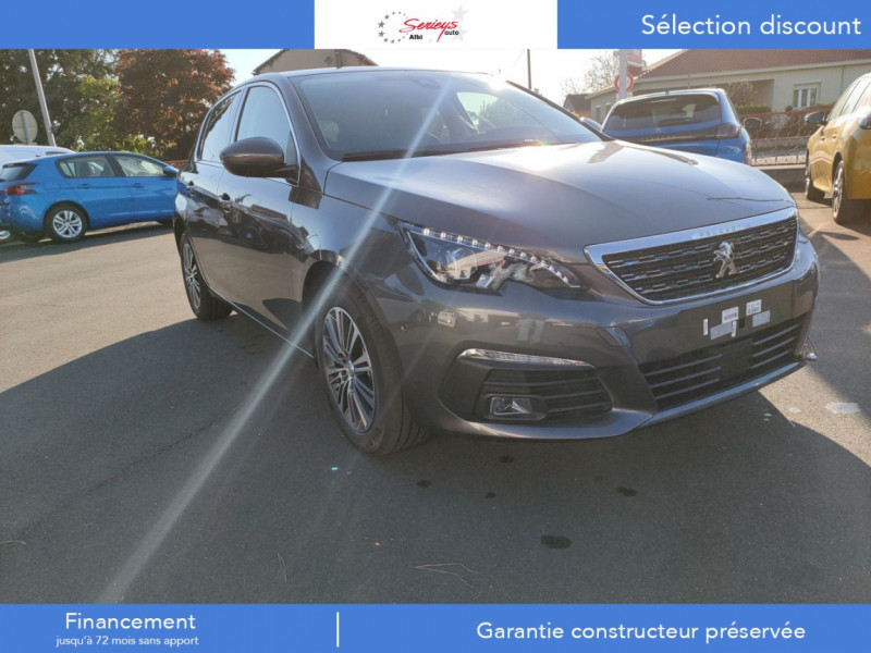 Photo 18 de l'offre de PEUGEOT 308 Allure Pack BlueHDI 130 LED+PK ASSIST à 22890€ chez Garage Serieys Auto