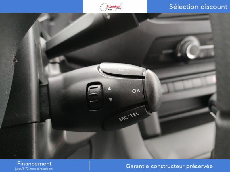 Photo 12 de l'offre de PEUGEOT EXPERT FGN PRO BLUEHDI 120 PK AIR 3 PLACES à 24780€ chez Garage Serieys Auto