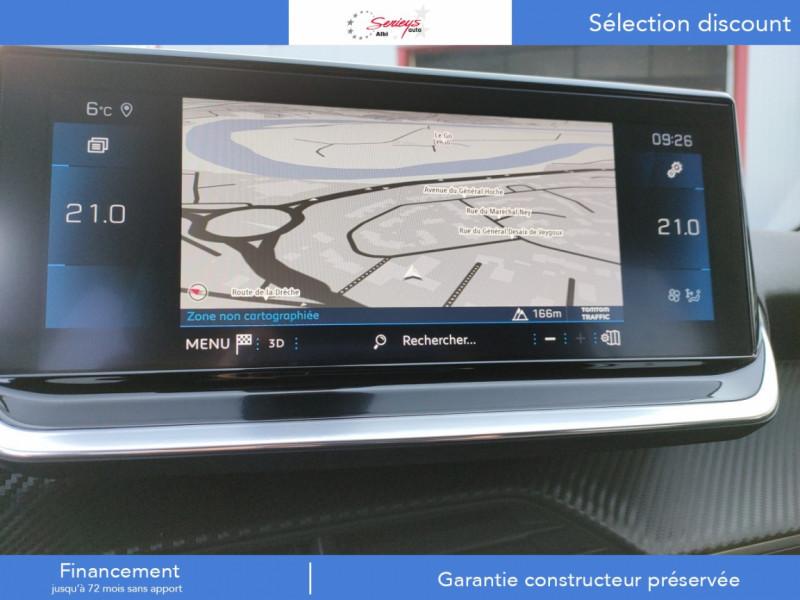 Photo 20 de l'offre de PEUGEOT 208 Allure Pack BlueHDi 100 Camera AR GPS à 19380€ chez Garage Serieys Auto