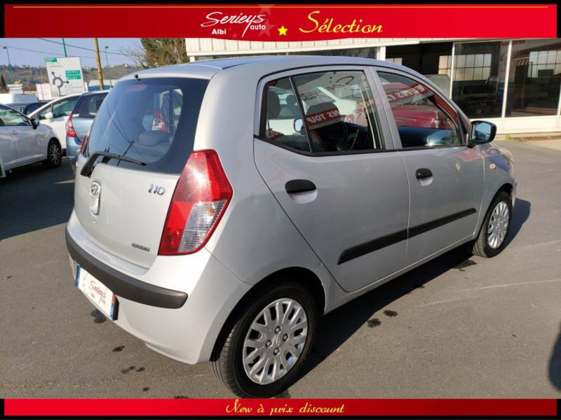 Photo 12 de l'offre de HYUNDAI i10 Pack 1.1 CRDi 75 - A SAISIR à 3980€ chez Garage Serieys Auto