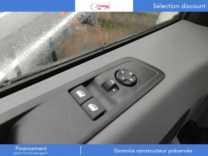 Photo 8 de l'offre de PEUGEOT EXPERT FGN PRO BLUEHDI 120 PK AIR 3 PLACES à 24780€ chez Garage Serieys Auto