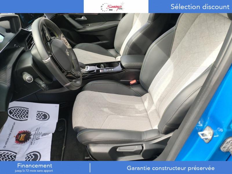 Photo 21 de l'offre de PEUGEOT 2008 GT ELEC 136CV TOIT PANO+CAM AR à 28800€ chez Garage Serieys Auto