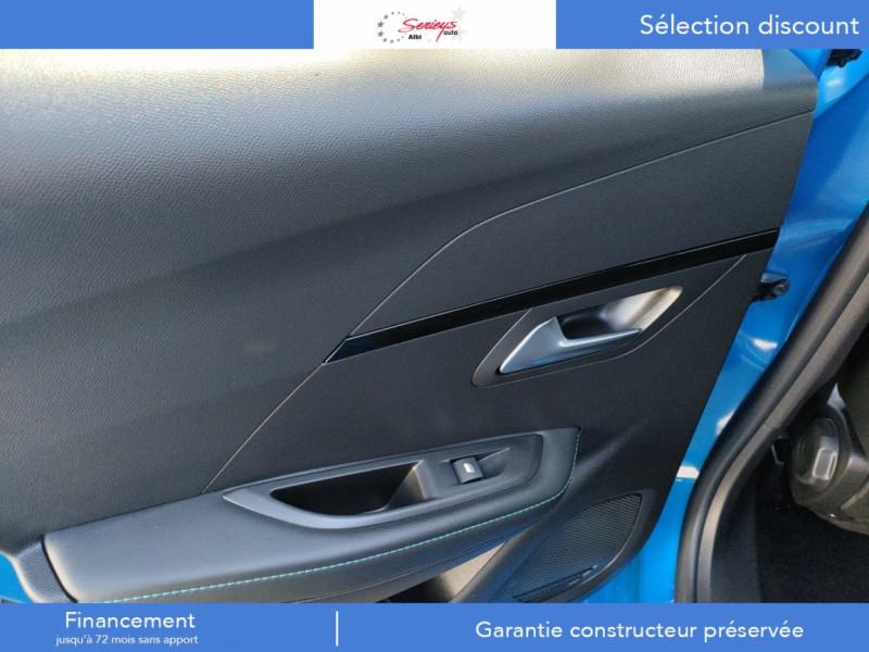 Photo 16 de l'offre de PEUGEOT 208 Allure Pack BlueHDI 100 Camera AR à 19680€ chez Garage Serieys Auto