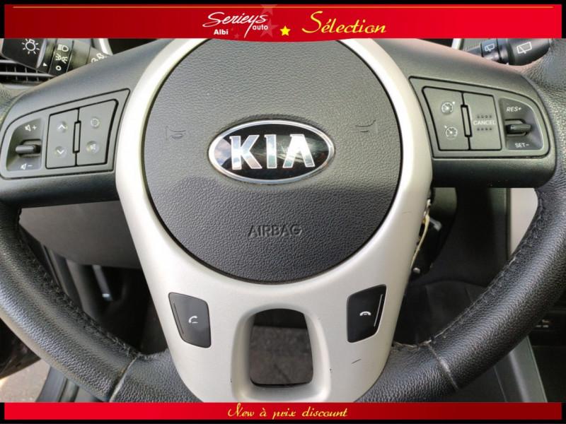 Photo 15 de l'offre de KIA VENGA Urban Chic 1.6 CRDi 115 Toit Ouvrant à 7800€ chez Garage Serieys Auto