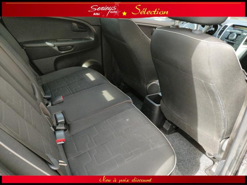 Photo 6 de l'offre de KIA VENGA Urban Chic 1.6 CRDi 115 Toit Ouvrant à 7800€ chez Garage Serieys Auto