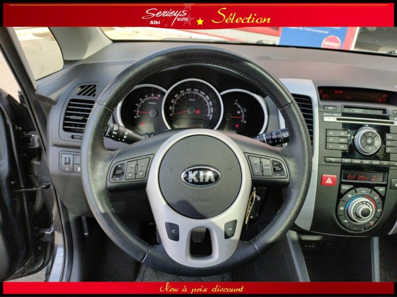 Photo 23 de l'offre de KIA VENGA Urban Chic 1.6 CRDi 115 Toit Ouvrant à 7800€ chez Garage Serieys Auto