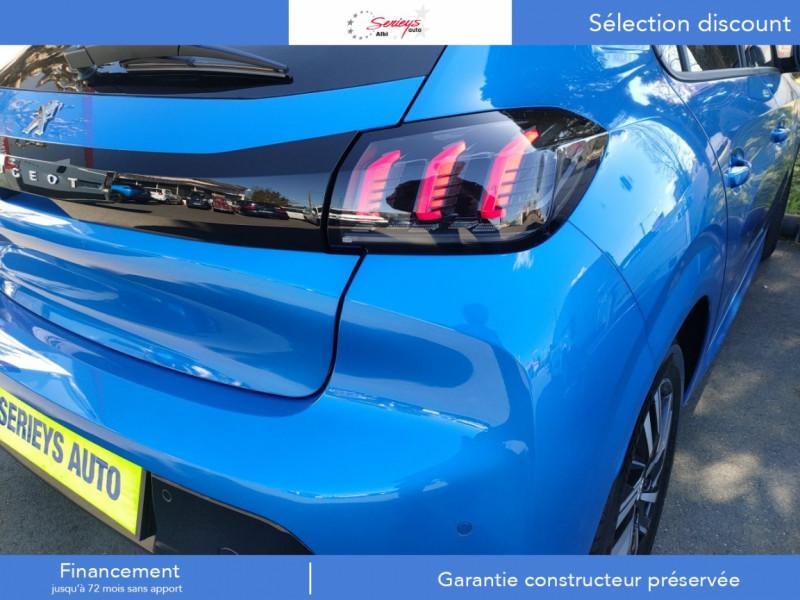 Photo 24 de l'offre de PEUGEOT 208 Allure Pack BlueHDI 100 Camera AR à 19680€ chez Garage Serieys Auto