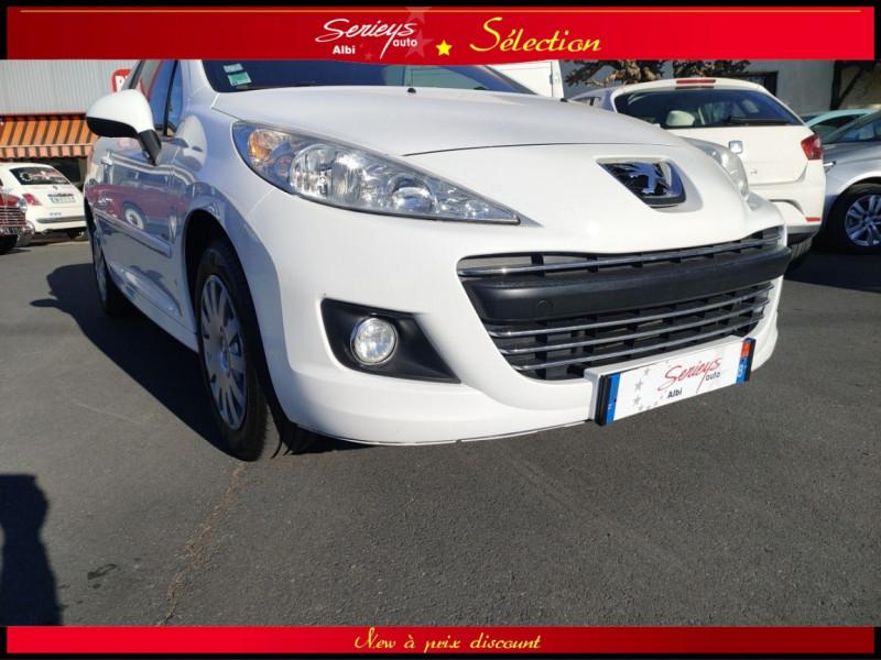 Photo 8 de l'offre de PEUGEOT 207 BLUE LION 1.6 HDi 92 98g DISTRI OK à 4880€ chez Garage Serieys Auto