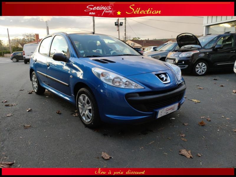Photo 7 de l'offre de PEUGEOT 206+ URBAN 1.4 HDi 70 CLIM à 4980€ chez Garage Serieys Auto