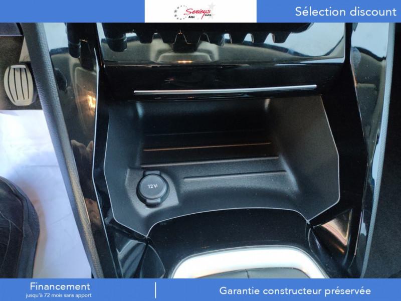 Photo 21 de l'offre de PEUGEOT 208 Allure Pack BlueHDI 100 Camera AR à 19680€ chez Garage Serieys Auto