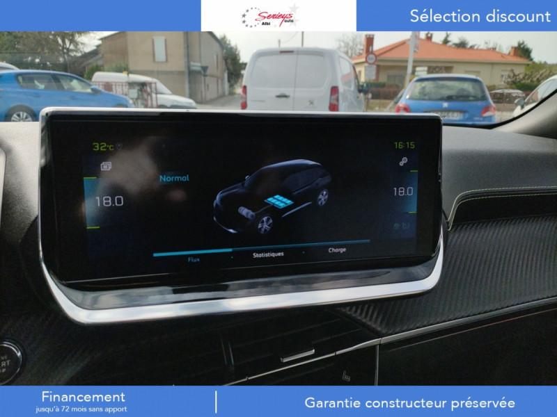 Photo 25 de l'offre de PEUGEOT 2008 GT ELEC 136CV TOIT PANO+CAM AR à 28800€ chez Garage Serieys Auto