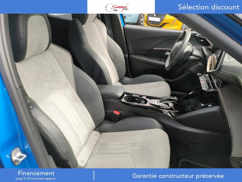 Photo 4 de l'offre de PEUGEOT 2008 GT ELEC 136CV TOIT PANO+CAM AR à 28800€ chez Garage Serieys Auto