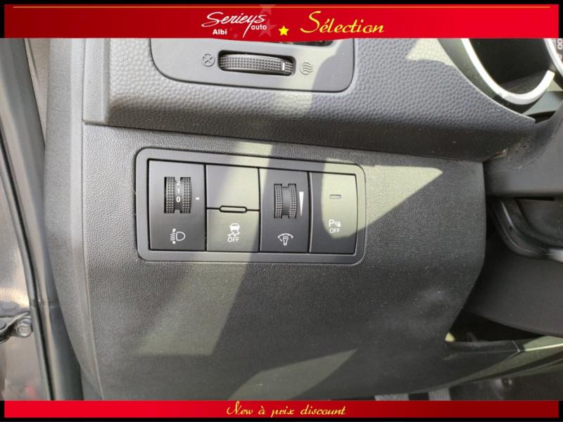Photo 2 de l'offre de KIA VENGA Urban Chic 1.6 CRDi 115 Toit Ouvrant à 7800€ chez Garage Serieys Auto