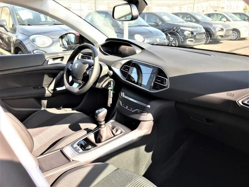 Photo 20 de l'offre de PEUGEOT 308 Allure Pack BlueHDI 130 LED+PK ASSIST à 22890€ chez Garage Serieys Auto