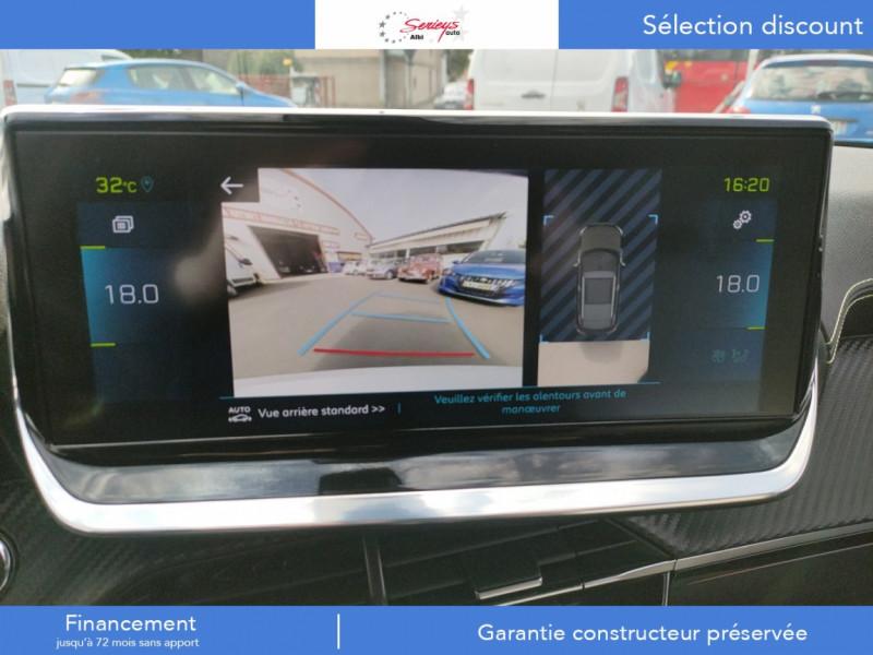 Photo 10 de l'offre de PEUGEOT 2008 GT ELEC 136CV TOIT PANO+CAM AR à 28800€ chez Garage Serieys Auto