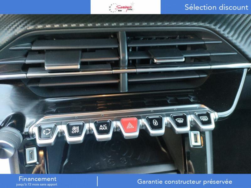 Photo 25 de l'offre de PEUGEOT 208 Allure Pack BlueHDI 100 Camera AR à 19680€ chez Garage Serieys Auto