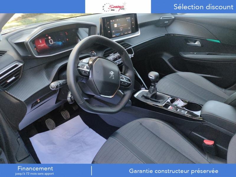 Photo 32 de l'offre de PEUGEOT 208 Allure Pack BlueHDI 100 Camera AR à 19680€ chez Garage Serieys Auto