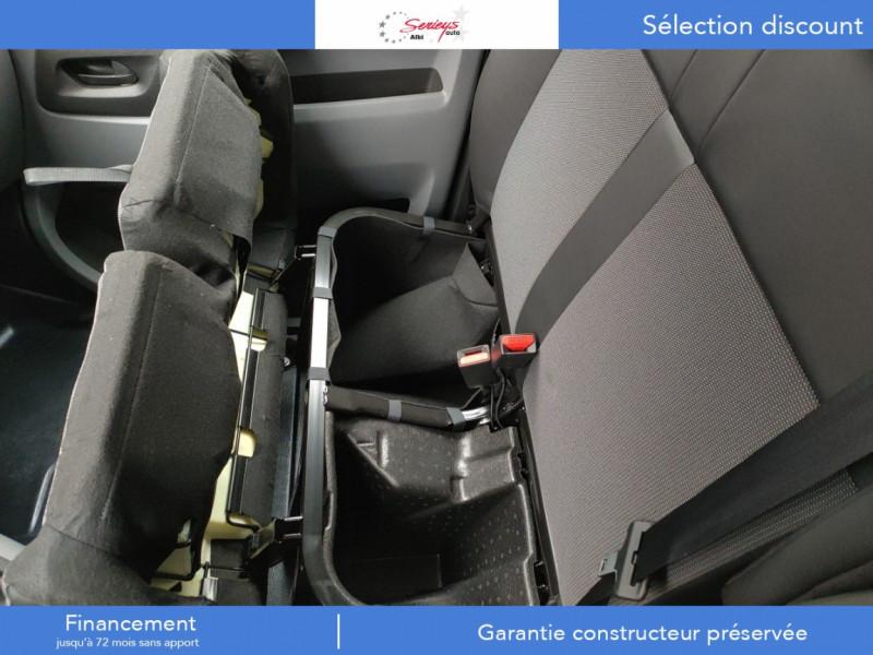Photo 4 de l'offre de PEUGEOT EXPERT FGN PRO BLUEHDI 120 PK AIR 3 PLACES à 24780€ chez Garage Serieys Auto
