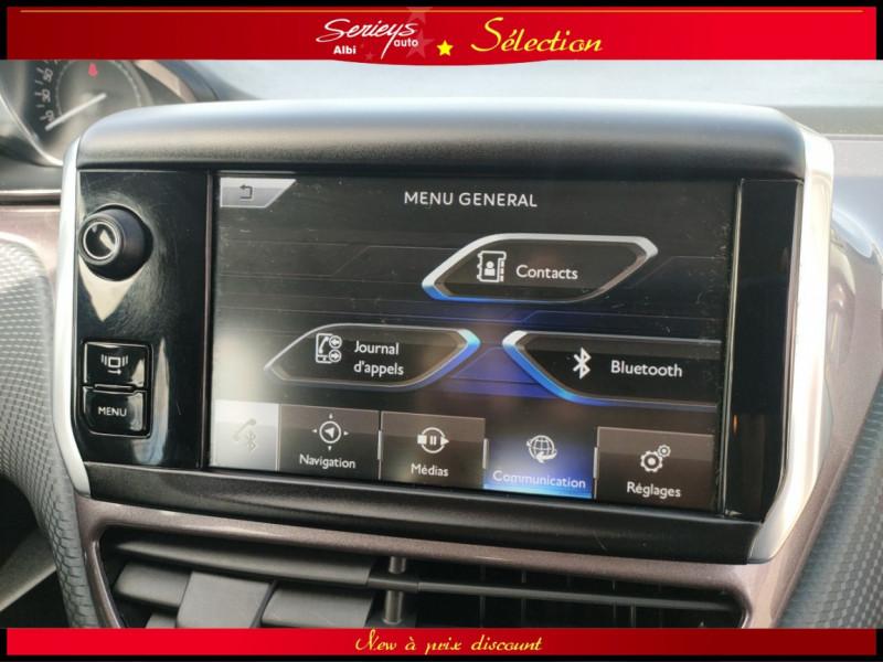 Photo 26 de l'offre de PEUGEOT 2008 Active 1.2 PureTech 82 GPS CT OK à 7800€ chez Garage Serieys Auto