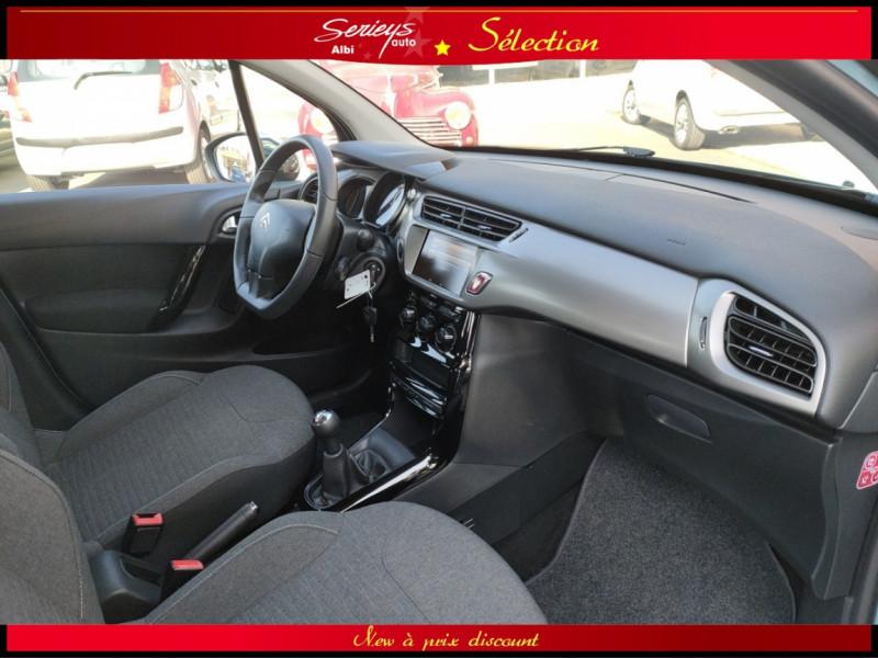 Photo 33 de l'offre de CITROEN C3 Feel Edition BlueHDi 75 GPS+CAMERA+JA à 9680€ chez Garage Serieys Auto