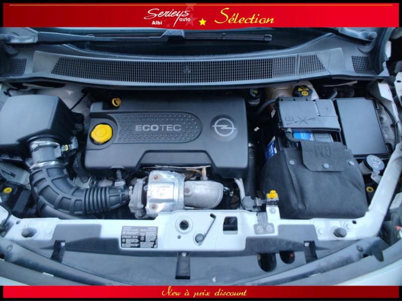 Photo 10 de l'offre de OPEL MERIVA Cosmo 1.3 CDTI 95 JA16+REGUL+CLIM AUTO à 5880€ chez Garage Serieys Auto