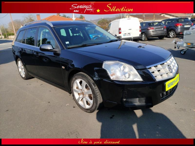 Photo 21 de l'offre de CADILLAC BLS SW 1.9 D 180 Sport Luxury Boite Auto à 9480€ chez Garage Serieys Auto