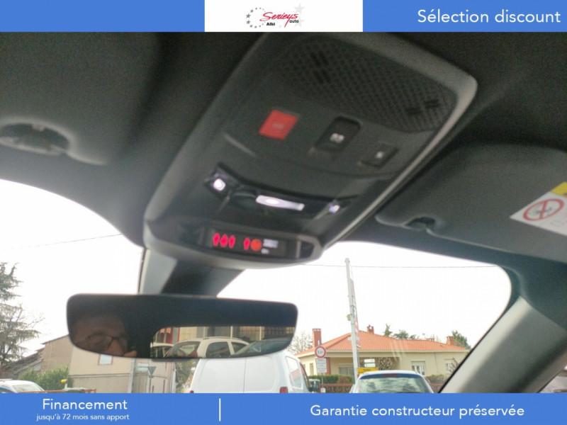 Photo 9 de l'offre de PEUGEOT 2008 GT ELEC 136CV TOIT PANO+CAM AR à 28800€ chez Garage Serieys Auto