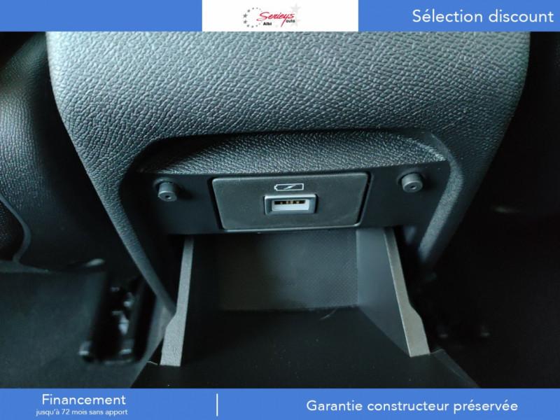 Photo 11 de l'offre de PEUGEOT 308 Allure Pack BlueHDi 130 EAT8 Full Led+JA16 Biton à 24480€ chez Garage Serieys Auto